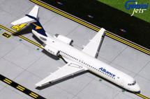 Alliance Airlines F100, VH-UQC Gemini Diecast Display Model