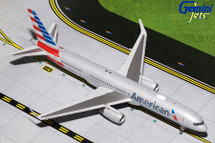 American Airlines 757-200(W), N203UW Gemini Diecast Display Model