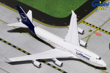 Lufthansa B747-400 New Livery Gemini Diecast Display Model