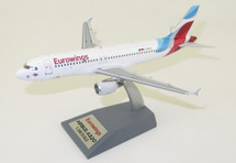 Eurowings Airbus A320-214 D-ABHG With Stand