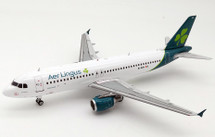 Aer Lingus Airbus A320-200 EI-DVN With Stand