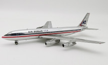 American Airlines Boeing 707-100 N7509A Polished With Stand