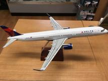 Delta A321-200 (Resin) Gemini Diecast Display Model