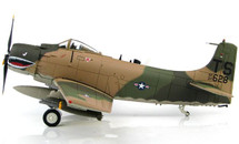 A-1H Skyraider USAF 56th SOW, 22nd SOS, South Vietnam