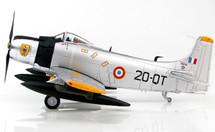 AD-4 Skyraider Armee de l`Air EC 2/20 Quarsenis, Algeria, 1960s
