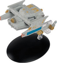 Starfleet Tug w/ Collector Magazine
