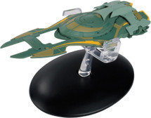 Xindi-Humanoid Ship w/ Collector Magazine