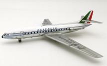 Alitalia Sud SE-210 Caravelle VI-N I-DABZ With Stand polished