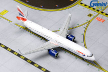 British Airways A321neo, G-NEOP Gemini Diecast Display Model