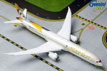 Etihad 787-10 Dreamliner, A6-BMA, Flaps Down Configuration Gemini Diecast Display Model