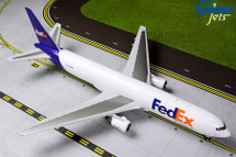 Federal Express 767-300ER, N102FE Gemini Diecast Display Model