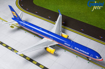 Icelandair 757-300, TF-ISX Gemini Diecast Display Model