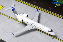 United Express CRJ200, N430AW Gemini Diecast Display Model