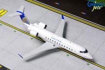 United Express CRJ200, N430AW Gemini Diecast Display Model