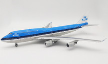 KLM Boeing 747-400 PH-BFR With Stand