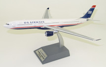 US Airways Airbus A330-300 N275AY With Stand