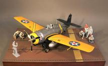 F4F-3, Fighting Squadron 72 (VF-72), U.S.S. WASP (CV-7), January 1941, Inter-War Aviation, 13 pieces
