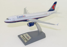 Canadian Airlines Airbus A320-200 C-FDCA With Stand