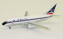 Delta Boeing 737-200 N315DL Polished With Stand