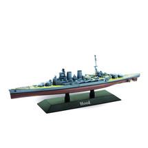 British Royal Navy battlecruiser HMS Hood 1920, WWII