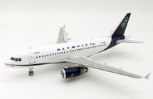 Olympic Airlines Airbus A319-100 SX-OAK With Stand