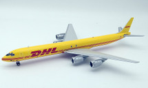 DHL (ASTAR Air Cargo) Douglas DC-8-73(F) N806DH With Stand