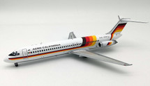 Aero California Douglas DC-9-32 XA-TNT With Stand