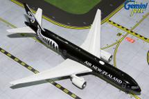 Air New Zealand B777-200ER (All Blacks) ZK-OKH Gemini Diecast Display Model