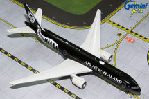 Air New Zealand B777-200ER (All Blacks) ZK-OKH Gemini Diecast Display Model