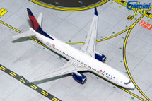 Delta B737-800(W) N374DA Gemini Diecast Display Model