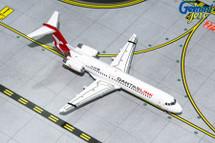 Qantaslink Fokker F100 (New Livery) VH-NHP Gemini Diecast Display Model
