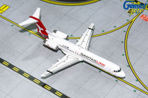 Qantaslink Fokker F100 (New Livery) VH-NHP Gemini Diecast Display Model