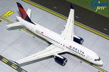 Delta A220-100 N102DU Gemini Diecast Display Model