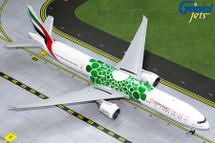 Emirates B777-300ER (Green Expo 2020) A6-EPU Gemini Diecast Display Model