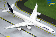Lufthansa A340-600 (New Livery) D-AIHI Gemini Diecast Display Model
