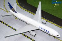 United B777-200ER N796UA Gemini 200 Diecast Display Model