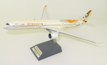 Etihad Airways Airbus A350-1041 A6-XWB With Stand