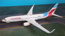 Eurowings (TUI) Boeing 737-86J D-ABAF With Stand