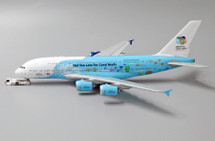 HIFLY Save the Coral Reefs A380-800 9H-MIP With Antenna