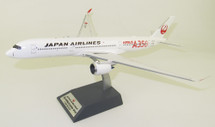 Japan Airlines Airbus A350-900 JA01XJ Polished With Stand