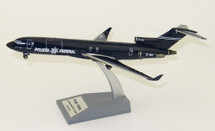 Policia Federal Preventiva PFP Boeing 727-200 XC-MPF With Stand