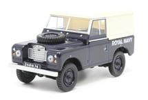 Land Rover Series III SWB Canvas Royal Navy