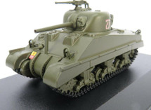 M4A2 Sherman III 4th/7th Royal Dragoon Guards, France, 1944