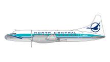 North Central CV-580, N2041 Gemini Diecast Display Model
