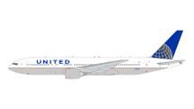 United B777-200ER N796UA Gemini Jets Diecast Display Model