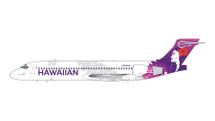 Hawaiian Airlines Boeing 717, N490HA Gemini Diecast Display Model