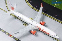 Thai Lion Air 737 MAX 9, HS-LSI Gemini Diecast Display Model