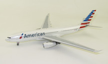 American Airlines Airbus A330-200 N288AY with Stand LTD quantity 50 models