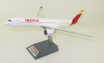 Iberia Airbus A350-900 EC-MYX With Stand LTD quantity 60 models