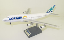 Corsair Boeing 747-300 F-GSUN With Stand